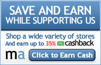 Shop, Save & Earn!